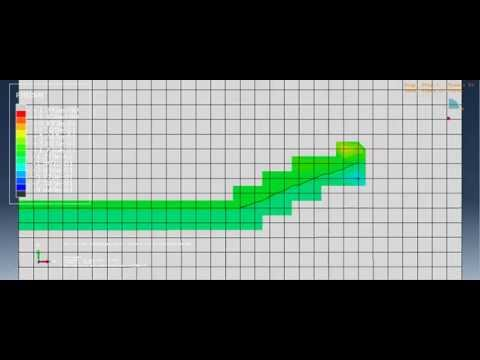 crack propagation analysis in abaqus