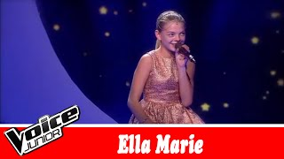 Ella Marie synger: Nanna 'Buster' - Voice Junior / Semifinale