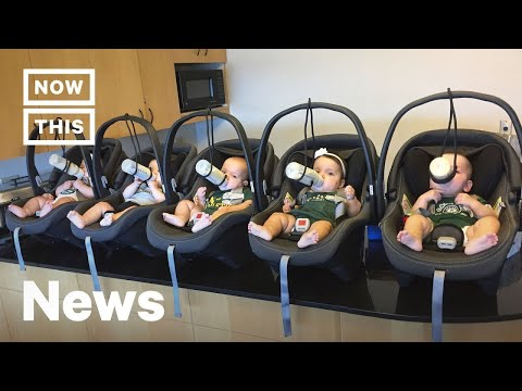 dad-of-7-shares-creative-hacks-for-parents-with-multiple-babies-|-nowthis