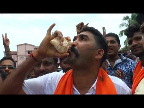 BJP Celebration In Mangalore