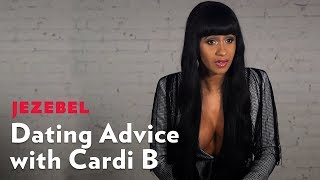 Cardi B Explains How To Cuff A Winter Boo | Jezebel Quickies