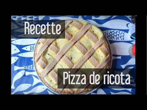 recette-pizza-de-ricotta-(annarita---italie)-#rencontres-cuisine-Île-du-monde