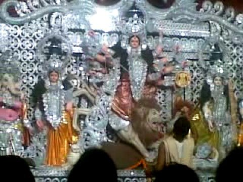 Durga puja 2008 at court road puja committee asansol youtube thecheapjerseys Image collections