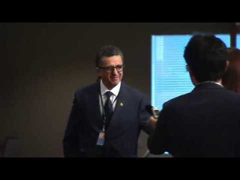 Sacha Sergio Llorentty Solíz (Bolivia) on Terrorism - Press Encounter (08 June 2017)