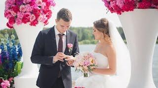Короткий ролик Яркой Свадьбы Лены и Вовы от Wedding Production