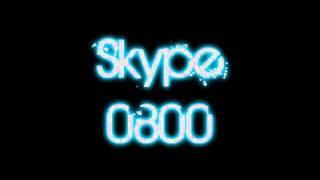 skype 0800 nummer bahn bau Verarschung