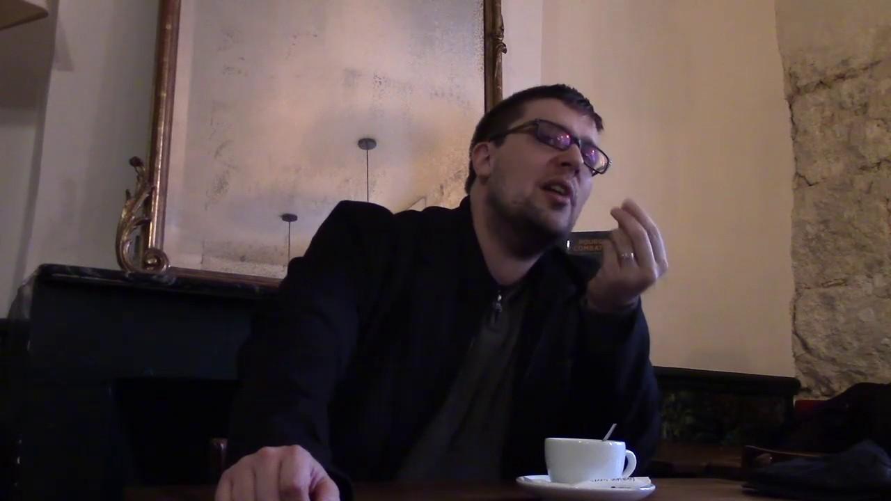 Rencontre avec Pierre Yves Rougeyron - Pourquoi combattre ? - 12/2019