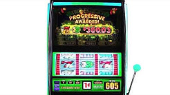 Triple Lucky Four Leaf Clover™ Slots by IGT - Game Play Video