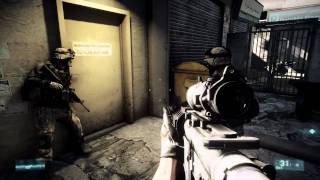 Battlefield 3 - Official Fault Line Gameplay Trailer [HD] [3D]
