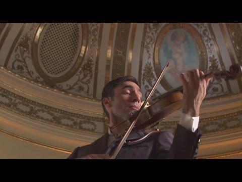 David Aaron Carpenter: The 12 Seasons for Viola Vivaldi, Piazzolla, Shor