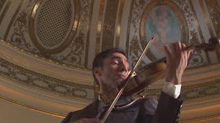 David Aaron Carpenter: The 12 Seasons for Viola (Vivaldi, Piazzolla, Shor)
