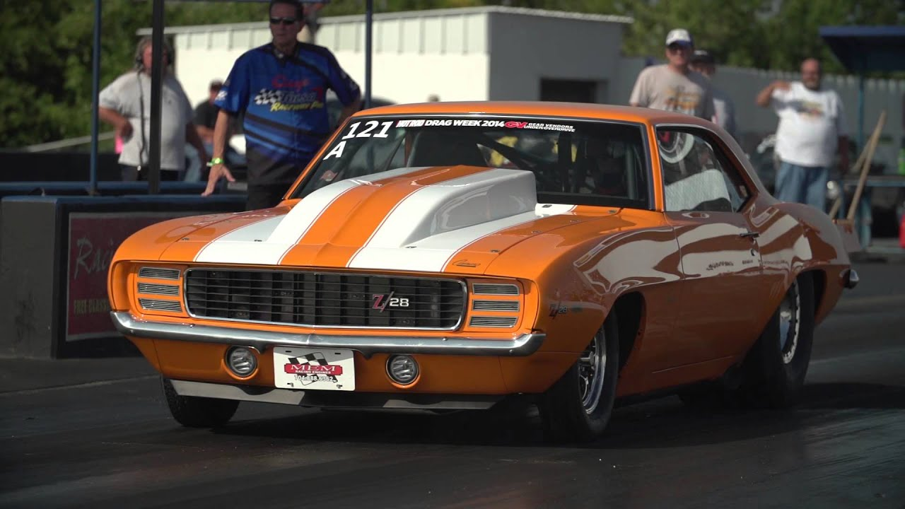 Why Do Turbo Cars Take So Long to Stage? Drag Week 2014 - YouTube