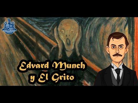 Edvard Munch y El Grito - Bully Magnets