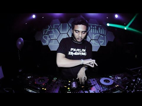 NEW Dutch DJ PARLIN SEMBIRING on DEPEC 2017 TINGGI
