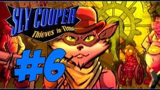Sly Cooper: Thieves in Time   LP #6: Lapsille sopimattomia viittauksia
