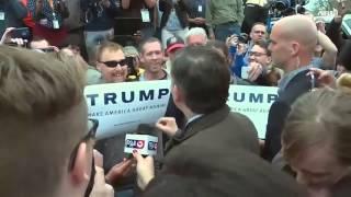 ترامب يحسم معركة الترشيح للجمهوريين بعد انسحاب تيد كروز