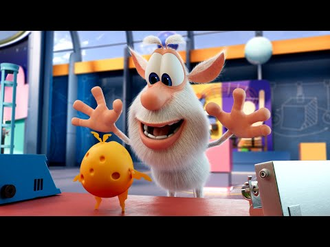 Booba ⚡ Technology Museum 🧸 Episode 68 - Funny cartoons for kids - BOOBA ToonsTV