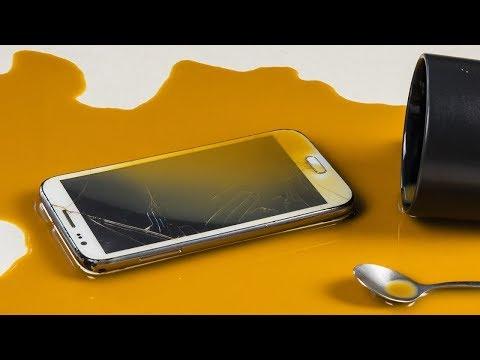 Как просушить телефон с несъемным аккумулятором
