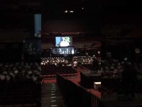Beverley Inglewood High School Graduation Speech