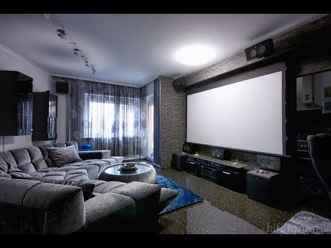 Most Fabulous Living Room Theater Ideas YouTube Beauteous Living Room Theatre