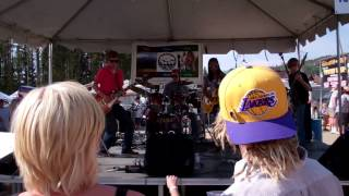 The Meyer Brothers Band with Michaela Rae - One Way Out cover