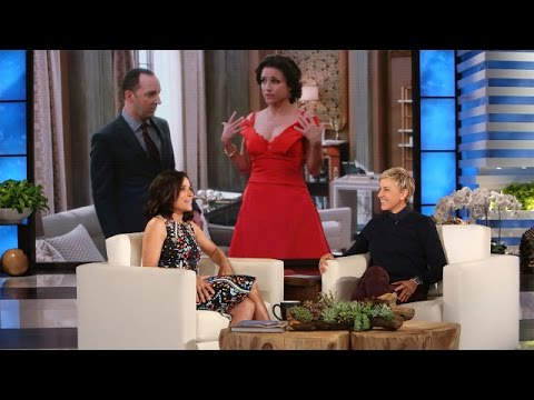 Julia Louis-Dreyfus Talks the Return of 'Veep'