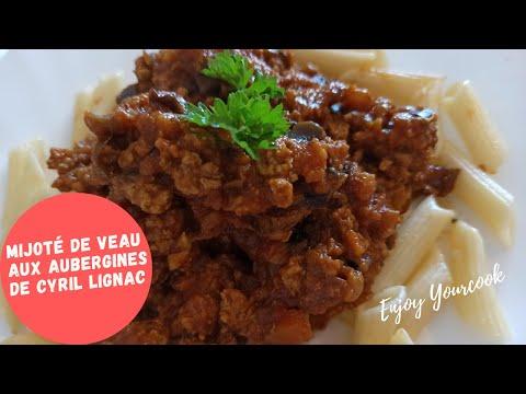 #tous-en-cuisine-meilleur-mijotÉ-de-veau-aux-aubergines-de-cyril-lignac-recette-trÈs-facile-&-rapide