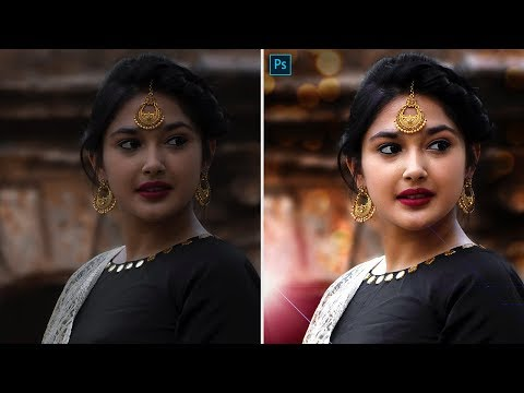 Professional Photo Editing | Photoshop Color Balance | Color Correction Guide In Photoshop In Hindi