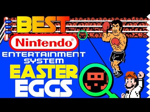 Best Nintendo NES Easter Eggs and Secrets