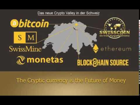 swisscoin and bitcoin