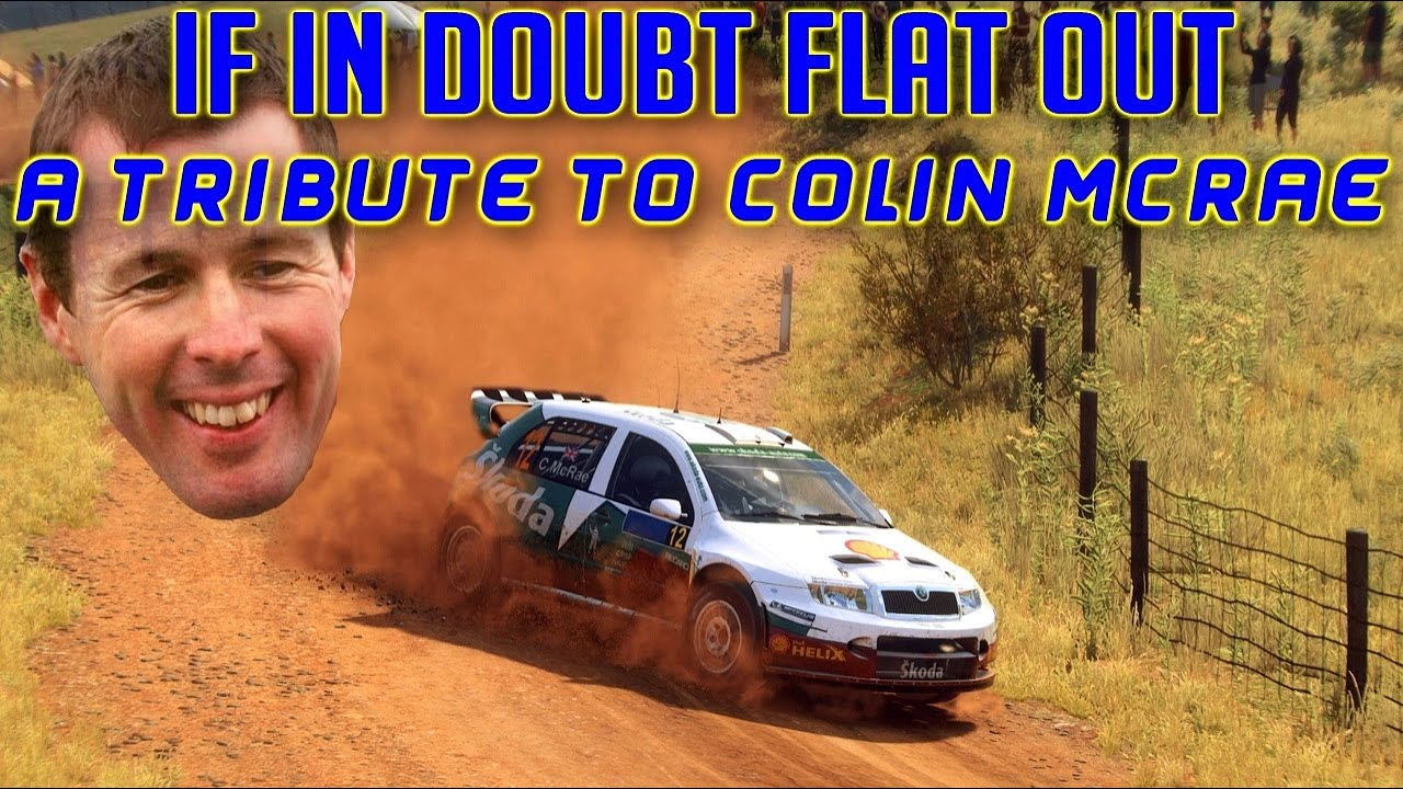 TMGaming: The Day Colin McRae Proved He Was The Best! Dirt Rally 2.0