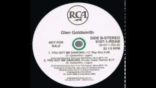 Glen Goldsmith Feat M.C. Hammer - You