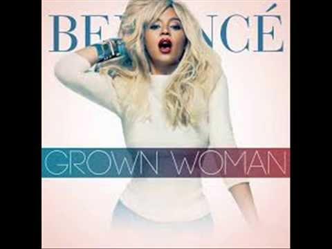 Beyonce grown women lyrics