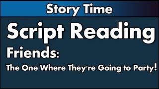 SCRIPT - Friends