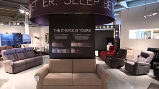 The New Exclusive My Comfort Gallery At Palliser Rooms / Eq3