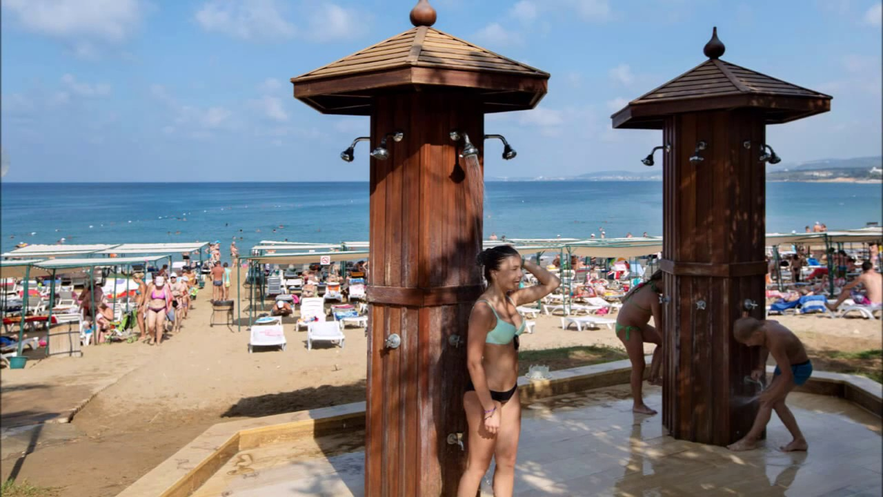 armas green fuĞla beach hotel 2017 - alanya ( Аланьи ) - youtube