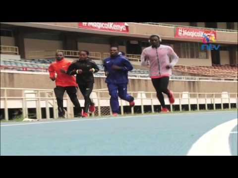 Team Kenya preps to retain title at the 2017 London IAAF World Athletics Championships