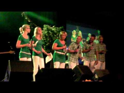 Welkoms lied van de Betteld Receptie 2012