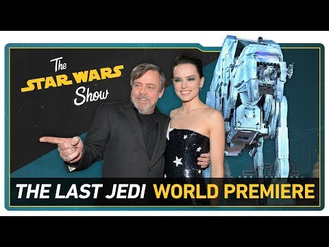 Download Youtube: The Last Jedi Cast Answers YOUR Questions, Behind the Scenes of the Red Carpet Live Stream, & More!