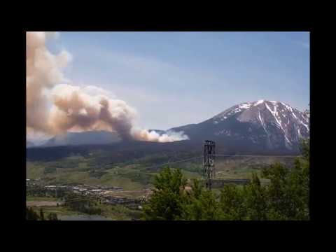 Silverthorne, CO Wildfire 6/12/2018