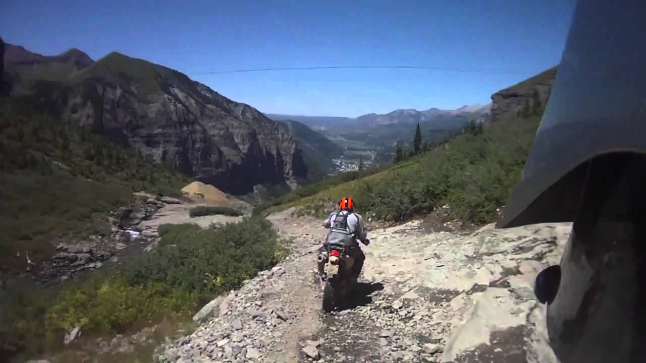 Black Bear Pass Colorado >> Black Bear Pass, Colorado - Going down - BMW F800GS & KTM ...