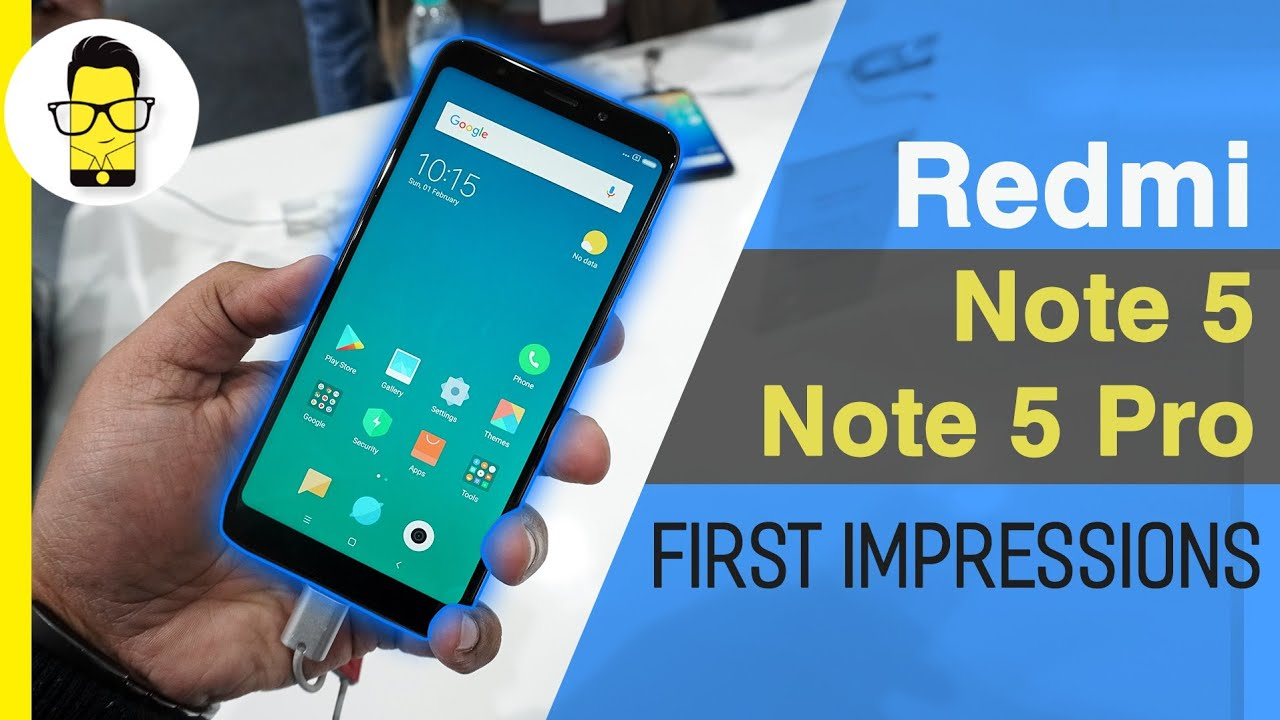 Redmi Note 5 Pro And Note 5 6gb Ram At An Affordable Price First