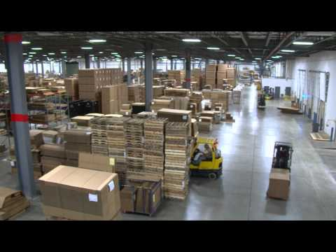 Safeway Packaging Capabilities - Corrugated Packaging and Supplies (OH, MI and IN)
