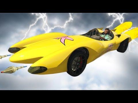 YENİ 5.000.000$ ZIPLAYAN JET ARABA! (GTA 5 Online DLC) thumbnail