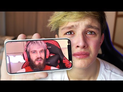 I Got Roasted by PEWDIEPIE... 😱😡 *My Response*