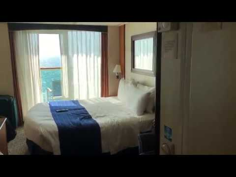 Brilliance Of The Seas >> Royal Caribbean Brilliance of the Seas Balcony Cabin 1520 ...
