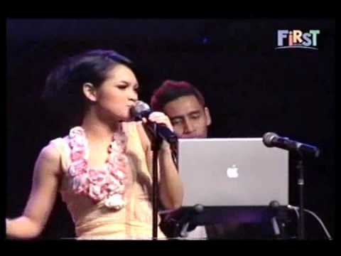 ANDIEN - TOGETHER AGAIN (Janet Jackson cover) @ Java Jazz Festival 2010