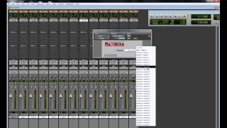 Tracking out Reason into  Pro Tools