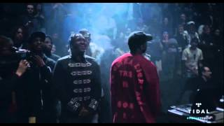 Kanye West: Ultra Light Beam (Madison Square Guarden)