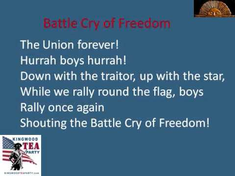 The Battle Cry of Freedom.wmv